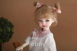 1/6 BJD Tiny Baby Cute Doll Nude Resin Toy for Kids Anime Toy DIY Gift Full-Set