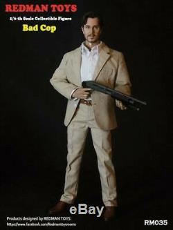1/6 REDMAN TOYS The Bad Cop Gary Oldman RM035 Full Set Action Figure Model Gifts