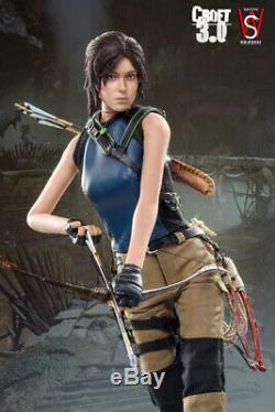 1/6 SWTOYS16 FS031 Lara Croft3.0 Solider Figure Female full sets Model Toys