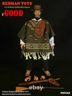 1/6 Scale REDMAN TOYS RM042 The Good Man Action Figure Collection Full Set
