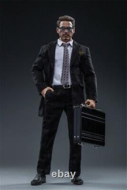 1/6 Scale Tony Stark Iron Man Full Set 12 action figure toy Avengers big legend