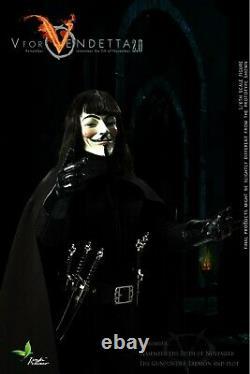 1/6 Toys Power V For Vendetta CT013 12 Male Figure Full Set USA IN STOCK