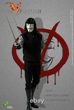 1/6 Toys Power V For Vendetta VMASK CT013 12 Male Figure Full SetUSA IN STOCK