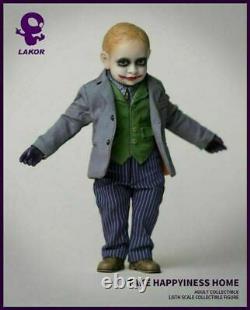 1/6 World Box Joker Baby Clown Lakor 6'' Action Figure Toy Full Set F Collection