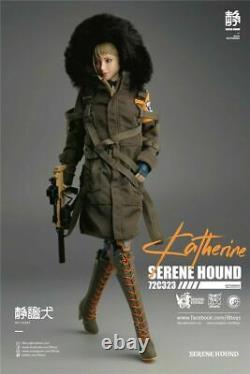 1/6 i8TOYS NO. 72C323 Katherine Serene Hound Troop Female Figure Full Set