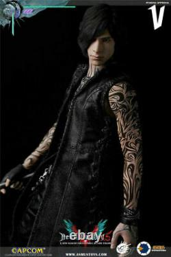 1/6th Asmus Toys DMC501 The Devil May Cry Series V Male Action Figure Full Set