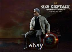 1/6th End I Toys Captain America Action Figure Old Ver. EIT010 Full Set Model