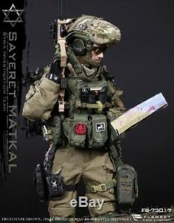 1/6th FLAGSET Israel Wild Boy Special Forces Syrian Figure Full Set Toy FS-73017