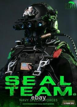 1/6th Mini times toys US Navy SEAL Team HALO Male Soldier Figure M013 Full Set