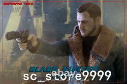 1/6th SUPERMADS TOYS Blade Hunter 2046 Hunter K 12Male Figure Full Set