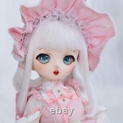 15'' Fantasy Princess 1/4 BJD Doll Momoko Fullset Resin Toy Kids Anime DIY Gift