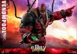 16 Scale Hot Toys Marvel Contest of Champions Venompool VGM35 Full Set Figure