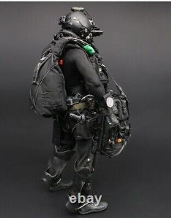16 US Navy Seal Paratrooper Action Figure Special Forces Soldier Model Toy 12