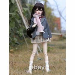 17'' Cute Angel 1/4 BJD Doll Kasa Fullset Resin Toys Kids Anime DIY Gift