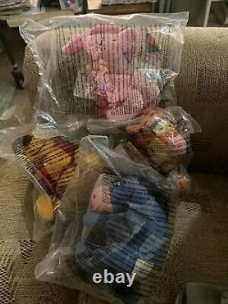 1998 Macdonald Toys Disney. Full Set Sealed