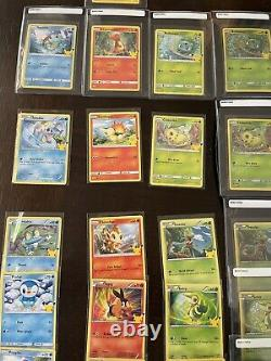 2021 Pokemon Mcdonalds Happy Meal Toy #3 With 2 Full Set Collection