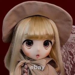 38.8cm Japanese Nanako Fairy 1/4 BJD Doll Fullset Resin Toys Kid Anime DIY Gift