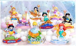 52toys x Disney Princess Carousel One Blind Box/Full Set of 8