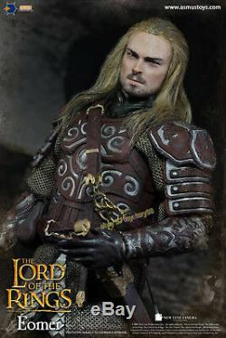 Asmus Toys LOTR011 1/6 The Lord of the Rings Rohan Eomer Figure Model In Stock