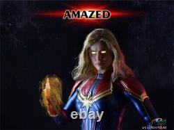 BY-ART BY-012 1/6th AMAZED Amazing Female Action Figure Model Toys Collection