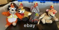 Banana splits plush Toys Full Set