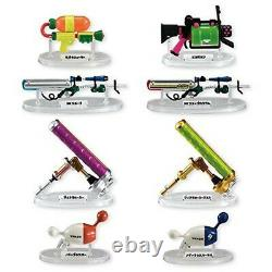 Bandai Splatoon Buki Weapon Collection 8 pcs Full Complete Set Candy Toy new