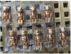 Be@rbrick Series 15 Basic Full Complete Set 100% Bearbrick Medicom Toy with Cards