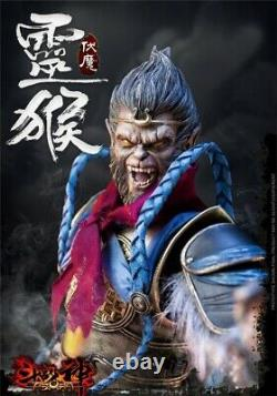 CHINA. X. H 1/6 Journey to the West The Monkey Kings full set 1986 Ver. Figure Toy