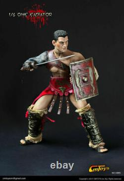 CMTOYS H005 16 Ancient Rome Gladiator Solider Figure Model Full Set Toy