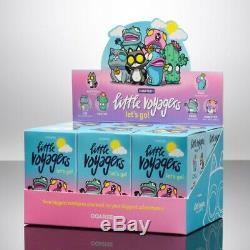 COARSE x POP MART Little Voyagers (Full Sets 1 & 2) Designer Vinyl Art Toys