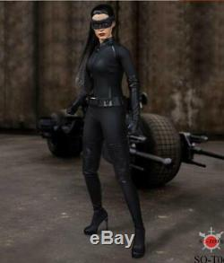 CUSTOM MADE 1/6 Scale Catwoman FULL 12 hot figure toys Anne hathaway