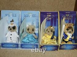 Complete Full Set Of 19 Compare The Market Meerkat toys Inc Sleepy Oleg