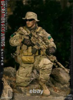 DAMTOYS 16th 78085 NAVY SEALS SDV TEAM 1 Sniper Soldier Full Set Figure Toy