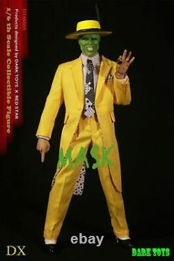 DARK TOYS 16 Scale DTM001 Jim Carrey 12inches Male Action Figure Full Set