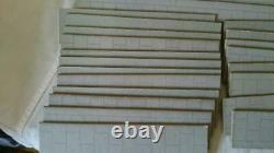 Dinky toys pre war pavement set 46 boxed plus unboxed parts almost 2 full sets