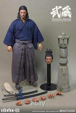 Eleven Kai Studio Miyamoto Musashi 1/6 Action Figures Full Set Collection Toys