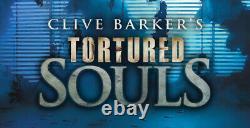 FULL SET MCFARLANE Toys Clive Barker's Tortured Souls SERIES 1