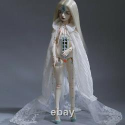 Fantasy Dream 1/4 Girl Cos for Brittany BJD Doll Full set Window Resin Toy Gift