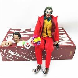 Full Set Figure TOYS ERA PE004 1/6 The Joker Clown Comedian Jacques Phoenix New