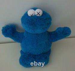 Full set of 5x New with tags Uniqlox KAWS x Sesame Street Plush Toys Bert Ernie