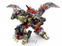 G-creation Toys Ultimate Shura King Dinosaur Five-in-One Full Set Reprint