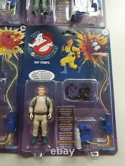 Hasbro Real Ghostbusters Full Set of 6 Figures Retro 80's toys re-issues Kenner