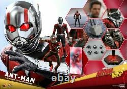 Hot Toys 1/6 Ant-Man and the Wasp AntMan Action Figure MMS497 Full Set Model Toy