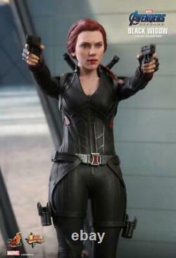 Hot Toys 1/6 MMS533 Marvel Avengers Endgame Black Widow Figure Full Set U. S. A