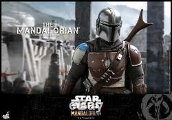 Hot Toys 1/6 TMS007 Star Wars Episode The Mandalorian Mandalo Figure Full Set