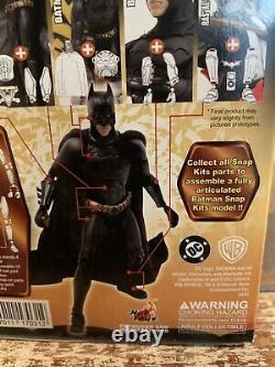 Hot Toys Batman Begins Collector Dioramas Figure + Snap Kits Model Full set of 6