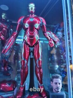 Hot Toys MMS473-D23 Iron Man from Avengers Infinity War Action Figure full set