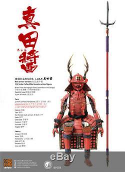 I8TOYS I8-003 1/6th Female warrior Sarada Chan Figure Full Set Collectible Toy