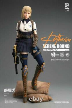 I8TOYS KATHERINE 1/6 Serene Hound Troop Female Action Figure Full Set