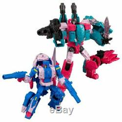 IN BOX Takara Generation Selects Seacons Full Set Action Figure Transform Toy